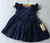 Resale 6-12 month Baby Gap Denim Dress