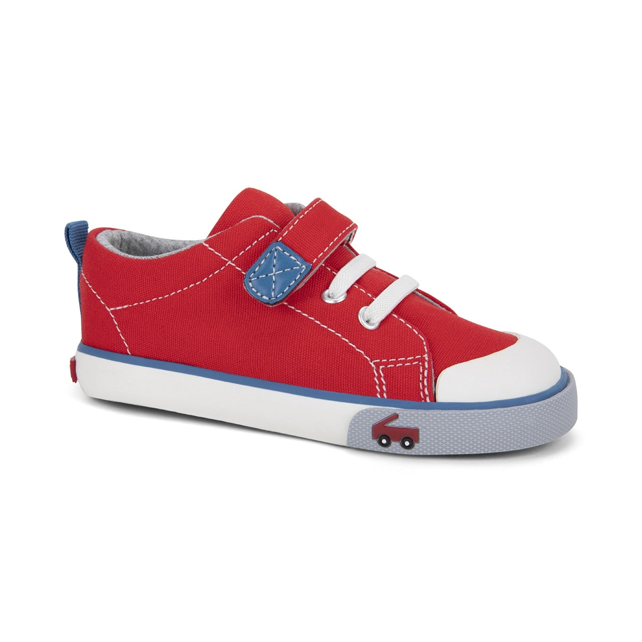 See Kai Run Stevie II - Red/Blue