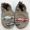 Resale 0-6 m Robeez Soft Sole Race You Car Shoes