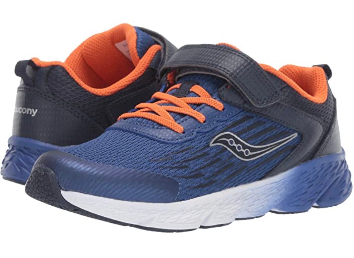 Saucony Wind - Navy