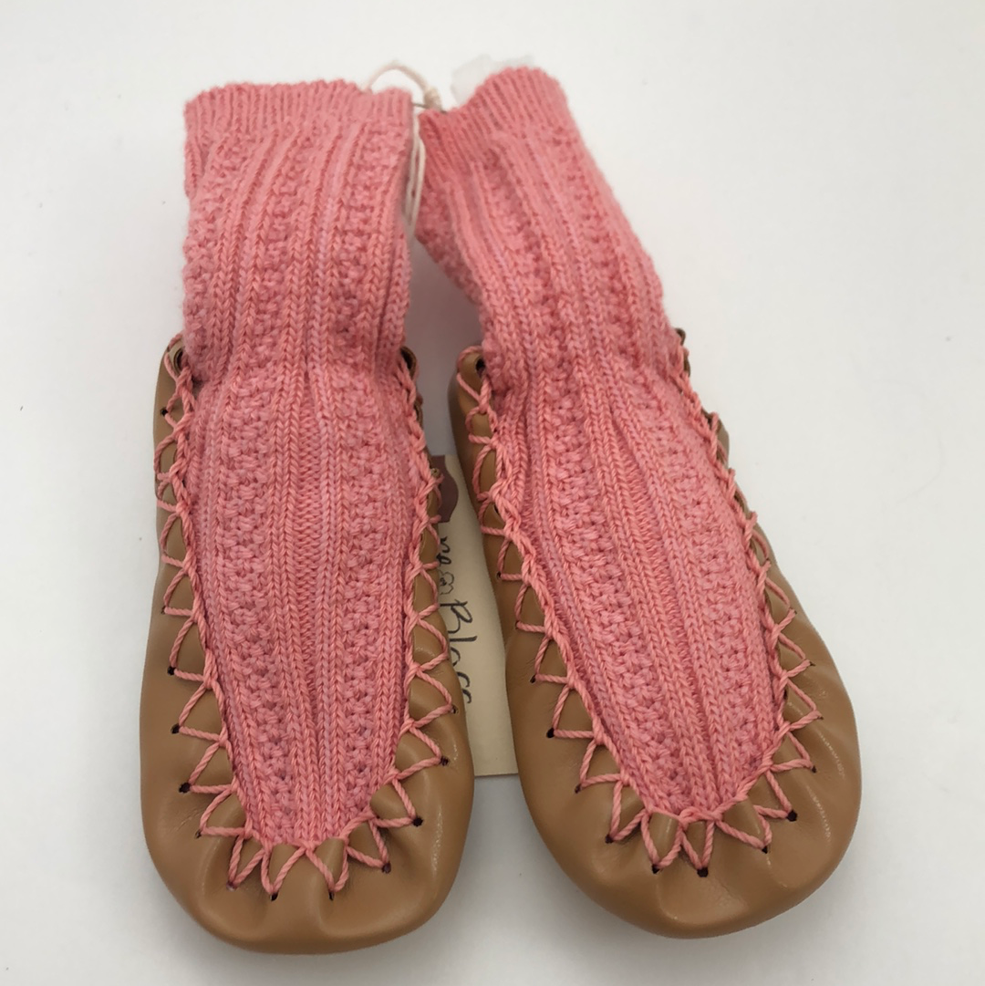 Resale C2-C4 Hanna Anderson Soft Sole Slipper Moccasin Shoes
