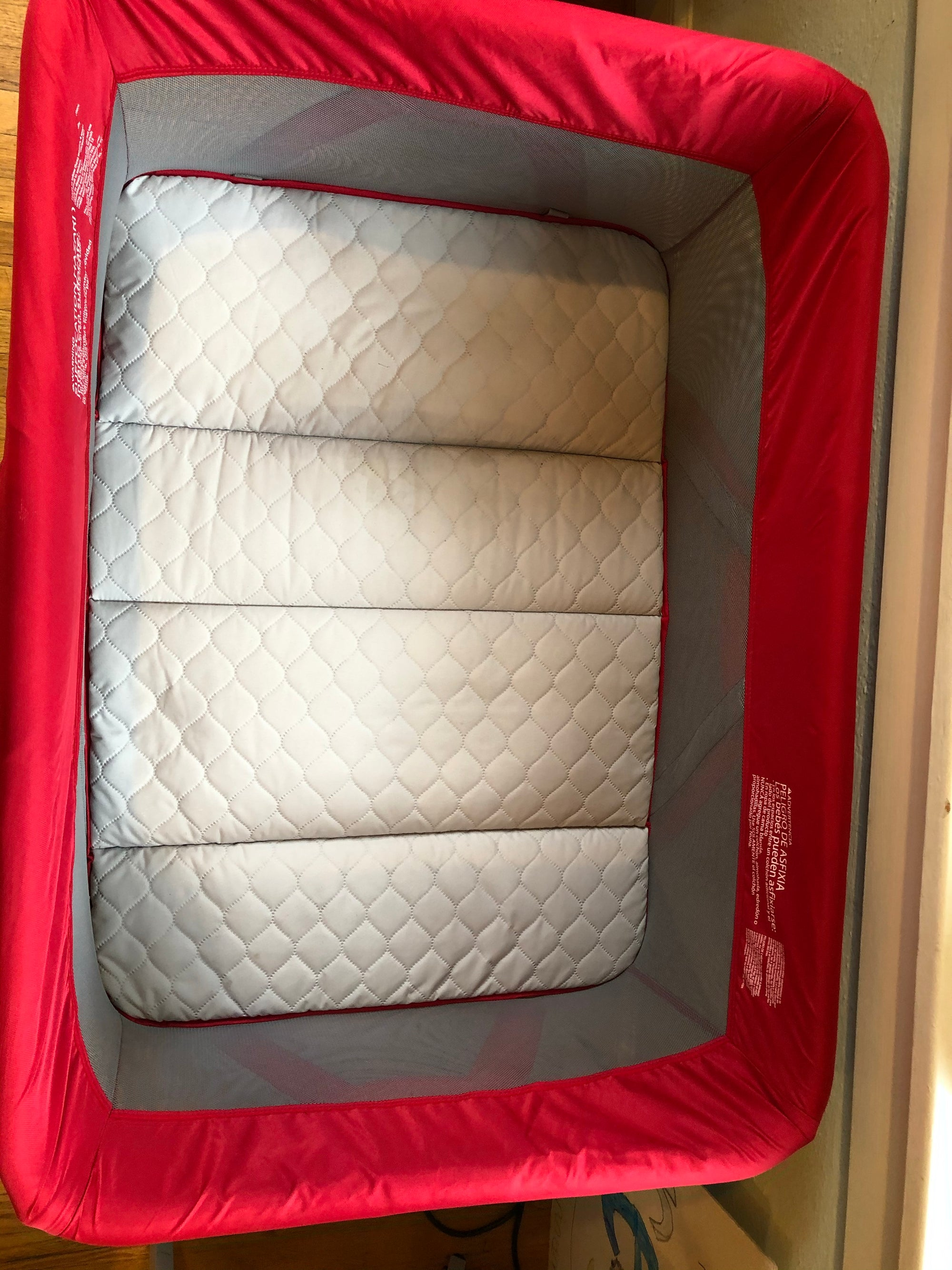 Nuna Travel Crib