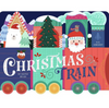 Christmas Train by David Miles