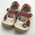 C7 Momo Baby Cream Floral Mary Jane Shoes