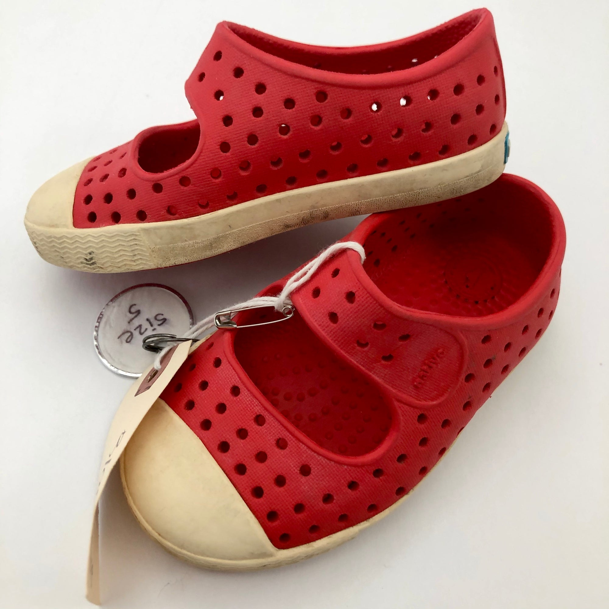 C5 Native Red Juniper Mary Jane Shoes
