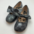 Resale J1 Livie & Luca Halley Shoes - Black Shimmer