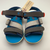 Resale C13 Plae Sandals - Blue / Grey