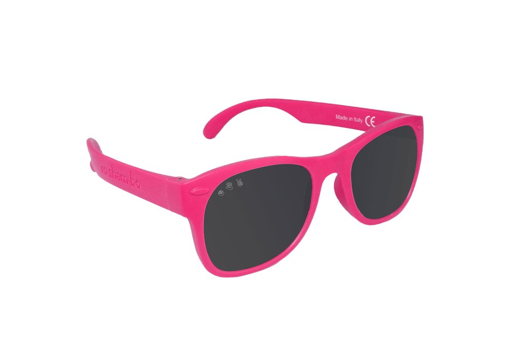 Roshambo Adult Sunglasses Kelly Kapowski Pink