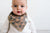 Copper Pearl Bandana Bib (Set of 4) - Lumberjack