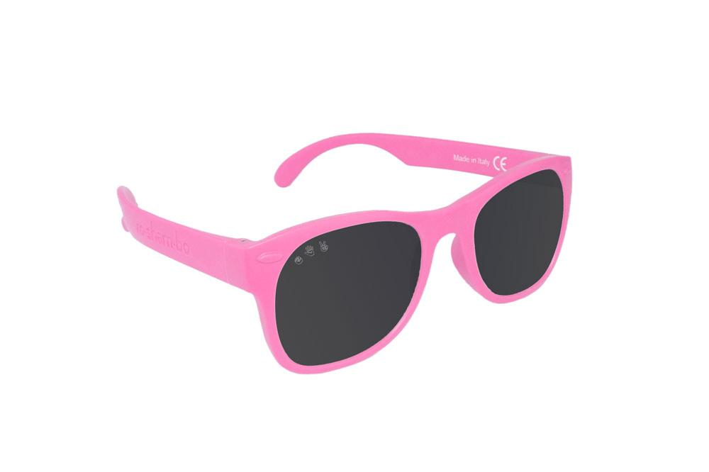 Roshambo Baby Sunglasses - Popple Light Pink