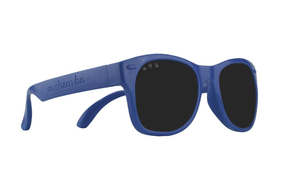 Roshambo Baby Sunglasses - Simon Navy Blue
