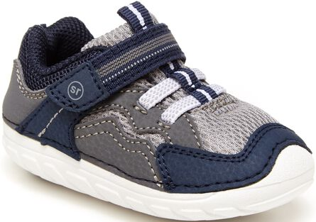 Stride Rite Soft Motion Kylo - Navy/Grey