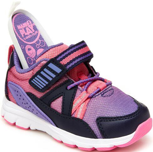 Stride Rite Made 2 Play Journey - Purple Multi