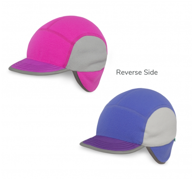 Sunday Afternoons SnowFlip Cap - Magenta & Violet