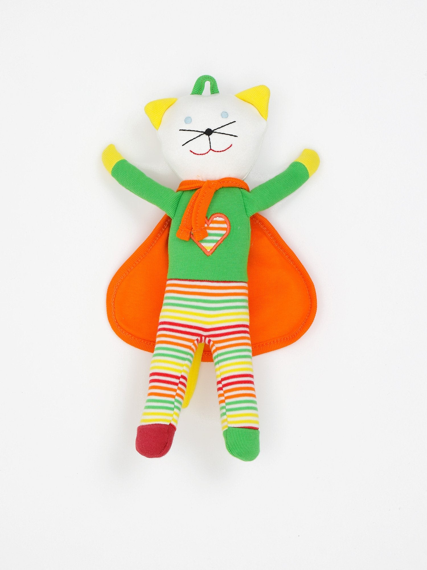Under the Nile Supermeow Roxie Scrappy Cat Doll