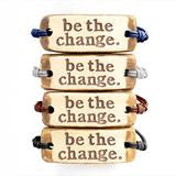 MudLOVE Bracelet - Be The Change