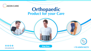 Orthopaedic Products in Chennai . Buy orthopaedic products such as Knee Cap, Arm Sling pouch, Back pain belt, Surgical Lumbo Sacral Corset, Knee Brace, Heel Cushion, ankle binder, Dyna ankle support, Orthopaedic Heating belt, etc in AeonCare Chennai