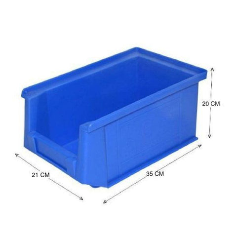 Storage Bin 20Kg Capacity - Pack of 2 Nos - Aeon Care