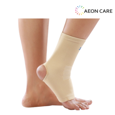 Ankle Support Bandage for Ankle. Ankle support brace is used for ankle injuries, ankle sprain