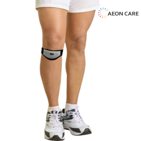patella support knee brace is used for knee support. patella support strap for running
