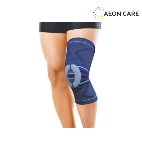 Genugrip Knee Brace Left used for Knee pain relief.