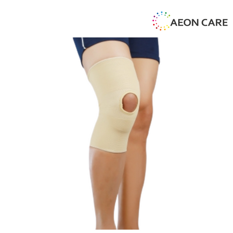 Sego Knee Cap improves the blood pressure