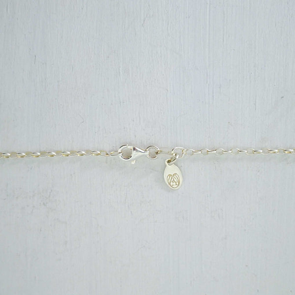 Lily of the Valley Cluster Necklace