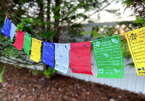 Prayer Flags (2 Pack) Medium