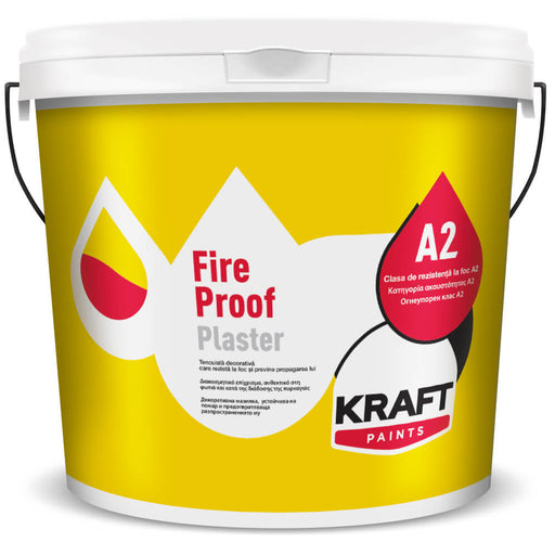 KRAFT Fire Proof Plaster