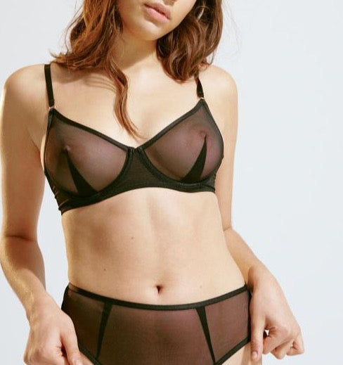 Instinct Unlined Bra