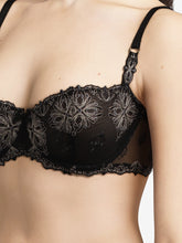 Load image into Gallery viewer, Champs Elysées Lace Unlined Demi Bra