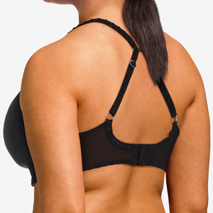 chantelle courcelles 6797 back black racerback