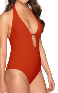 Ladder Plunge One Piece