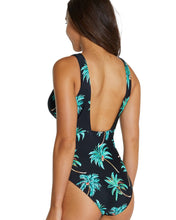 Load image into Gallery viewer, Tahiti Longline One Piece Swimsuit