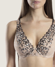 Load image into Gallery viewer, Poesie D'Orient Unlined Plunge Bra