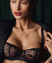 Load image into Gallery viewer, Aube Amoureuse Half Cup Bra