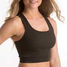 Load image into Gallery viewer, Sporty Crop Tank Bralette