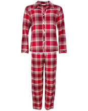Load image into Gallery viewer, Megan 100% Cotton Flannel PJ Set