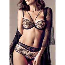 Load image into Gallery viewer, Encre de Chine Half Cup Bra