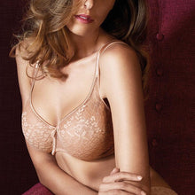 Load image into Gallery viewer, Melody Seamless Lace Full Cup Bra