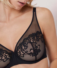 Load image into Gallery viewer, Saga Full Cup Plunge Bra