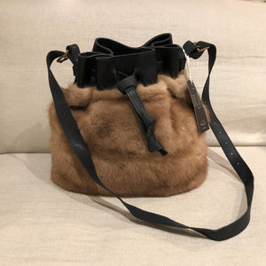 Milan Handbag - Light Brown
