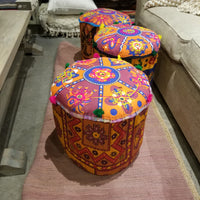 Super Colourful Pouf
