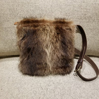 Chicoutimi Handbag - Raccoon