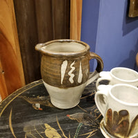 Local Ceramic Pitcher