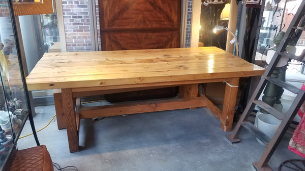 Distillery Wood Dining Table