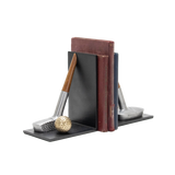 Golf Club Bookends