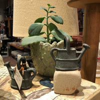Plant Lover's Vintage Style Cast Iron Watering Can