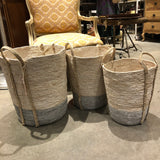 Shore Baskets - Aqua