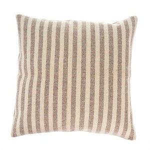 Ingram Stripe Pillow, Sand